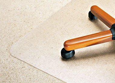 Stoelmat tapijt vloer hoge kwaliteit PVC
